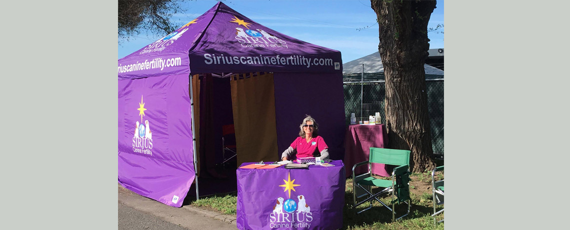 Sirius Caninie Fertility Show Schedule