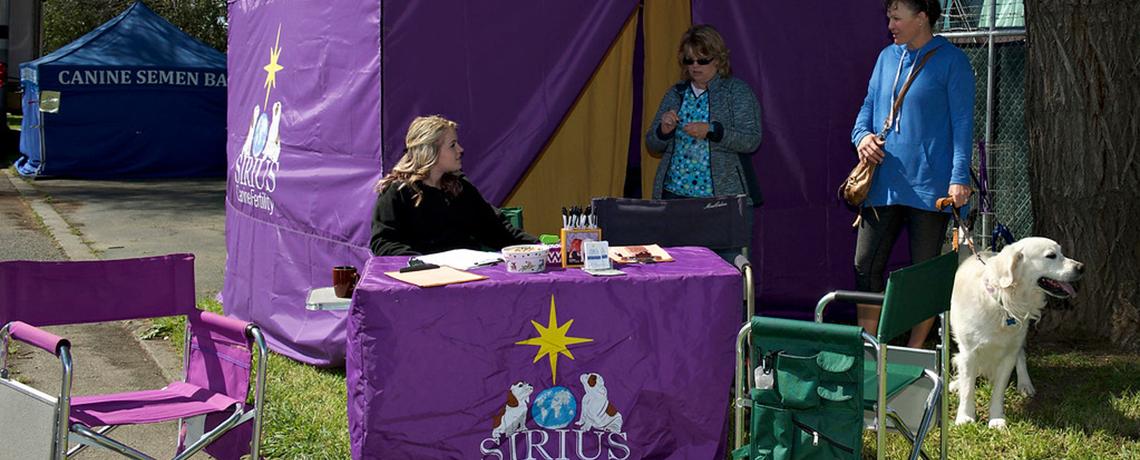 Sirius Tent